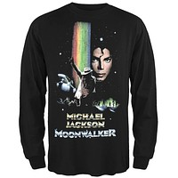 Michael Jackson - Moonwalker Long Sleeve T-Shirt