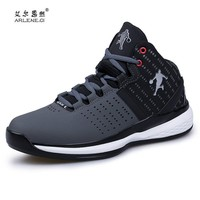 Women Men Basketball Shoes For Sport Sneakers Mens Breathable Air Cushion Lace Up Male 2017 New Brand Couples Jordan Shoes 36-47
