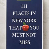111 Places You Must Not Miss