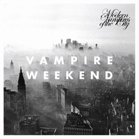 Vampire Weekend - Modern Vampires of the City - 25x25 Wall Graphic