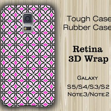 Seamless Pink Floral Samsung Galaxy S5/S4/S3/Note 3/Note 2 Case