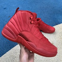 Air Jordan 12 Gym Red AJ12 130690-601