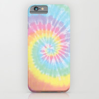 Pastel Tie Dye iPhone & iPod Case by Kate & Co.
