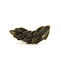Retro Leaves Ear Cuff