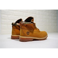 Timberland Basic Single Roll-Top Boot A11FV