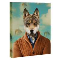 Natt Portrait n 1 Art Canvas