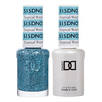 DND - Gel & Lacquer - Tropical Waterfall - #515