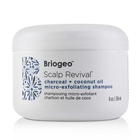 Briogeo - Scalp Revival Charcoal + Coconut Oil Micro-Exfoliating Shampoo | USA