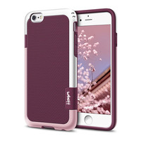 For coque iphone 6 6s Heavy Duty Armor Hybrid Case Cover For Fundas 6 6s 7 plus Shockproof Anti-knock Rubber TPU Soft Shell Capa