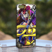 Beauty And The Beast - Kill Zombie - Design available for iPhone 4 / 4S and iPhone 5 Case - black, white and clear cases
