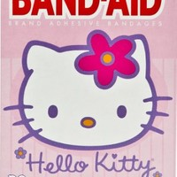 Band-Aid Brand Hello Kitty Assorted Adhesive Bandages - 20 CT