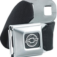 Official CHEVROLET Seat Belt and Buckle combo Chevy Silverado Corvette Gift
