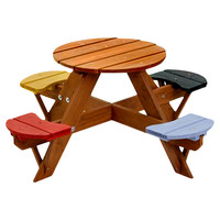 You should see this Kid's Picnic Table in Natural on Daily Sales!