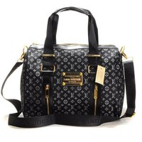 Louis Vuitton LV Fashion Leather Tote Satchel Shoulder Bag Handbag Crossbody