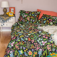 ModCloth A Good Brights Sleep Duvet Cover Set in Queen