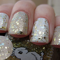 Dauphine of Decadence - HARE Polish - The Last Queen of France - Hand Blended Nail Polish