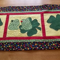 St. Patricks Day Table Runner