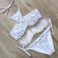 Hot New Arrival Summer Swimsuit Beach Swimwear Sexy Bottom & Top Bikini [9624667335]