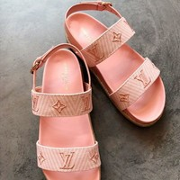 Louis Vuitton Lv Fashion Casual Sandal #1961