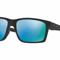 OAKLEY MAINLINK PRIZM DEEP WATER POLARIZED, POLISHED BLACK OO9264-21