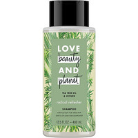 Tea Tree Oil and Vetiver Radical Refresher Shampoo
