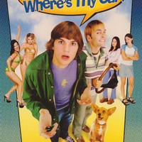 Dude, Where's My Car? 27x40 Movie Poster (2000)