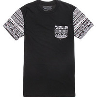 Young & Reckless Killer Crossover T-Shirt - Mens Tee - Black - Small