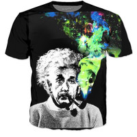 Trippy Albert Einstein