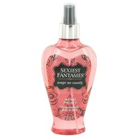 Sexiest Fantasies Tempt Me Sweetly by Parfums De Coeur Body Spray 7.35 oz