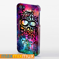 The Fault Our Stars John Green iPhone 4/4S, 5/5S, 5C Series Full Wrap Case
