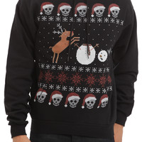 X-Mas Sweater Pullover Hoodie