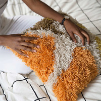 Rowlett Tufted Pillow - Urban Outfitters