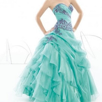 2013 NEW Well-designed Wedding Prom Party Dresses Ball Gown Free Shipping