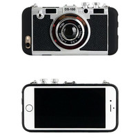 Classic 3D Vintage Style Camera shape Rugged Shockproof cover