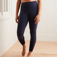 Aerie Play Real Me High Waisted 7/8 Legging, Steel Blue