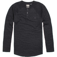 Volcom Henley Solid Crew Tee at PacSun.com