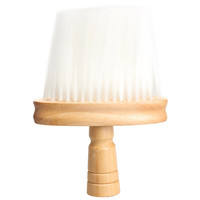 Professional Soft Neck Face Duster Brushes Barber Hair Clean Hairbrush Salon Cutting Hairdressing Styling Makeup Tools