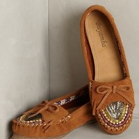 Nebbi Moccasins by Anthropologie