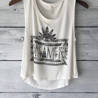 The Eye Dreamer Tank Top