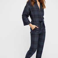 Piper Plaid One-Piece