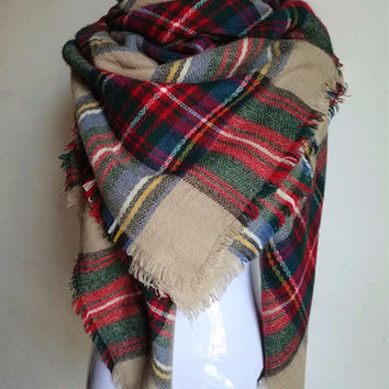 Hot winter scarf for women NO.16 & Winter Gift