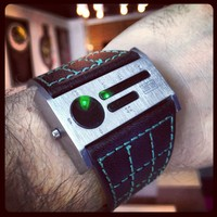 Seahope 1259B Green Watch - Cool Watches from Watchismo.com