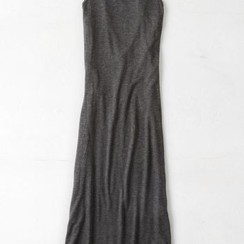 AEO Women's Don't Ask Why Cutout Back Bodycon Dress