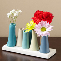 Pastel Anemone Oh My Vase by ModCloth