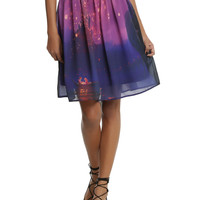 Disney Tangled Lights Chiffon Skirt
