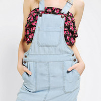 Urban Outfitters - Coincidence & Chance Chambray Overall Skirt