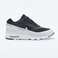 Nike Air Max 1 Ultra Essentials Black and White Trainers - Urban Outfitters