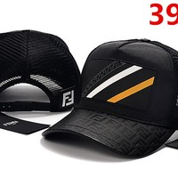 FENDI Stylish Golf Baseball Cap Hat 3953