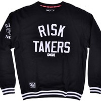 Risk Takers DGK Crewneck
