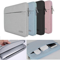 Notebook Bag Fashion protective case for macbook Air Pro Retina 11 13 15 Ultrabook Laptop Sleeve bags